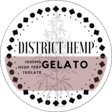 Load image into Gallery viewer, District Hemp 1000mg Shatter