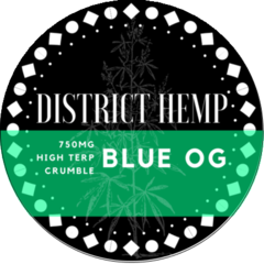 District Hemp Crumble
