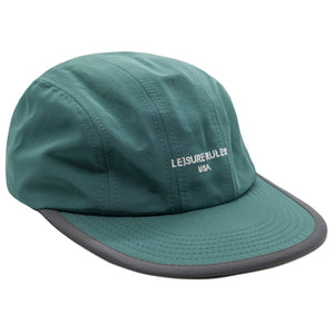 Logo Nylon Technical Hat - Green