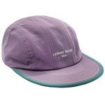 Logo Nylon Technical Hat - Purple