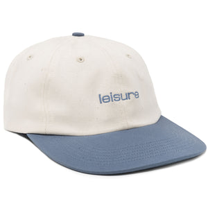 Leisure 2-Tone Polo Hat - Natural/Slate