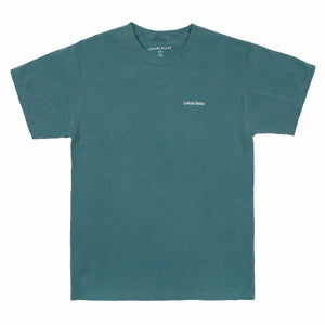 Spell Out Heavyweight T-Shirt - Emerald