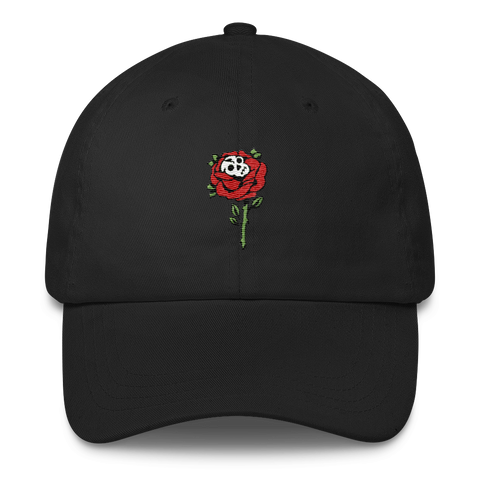 Death Blossoms Dad Hat