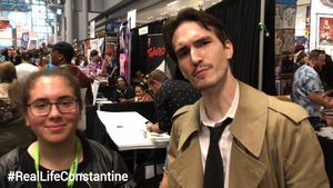 Real Life Constantine Ep. 2