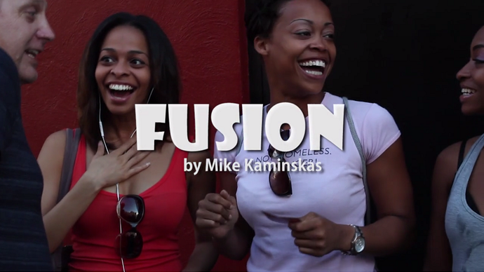 Fusion by Mike Kaminskas (DVD and Stream)
