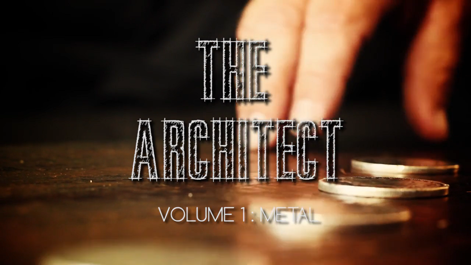 The Architect Volume 1, Metal By Mike Kaminskas (DVD)