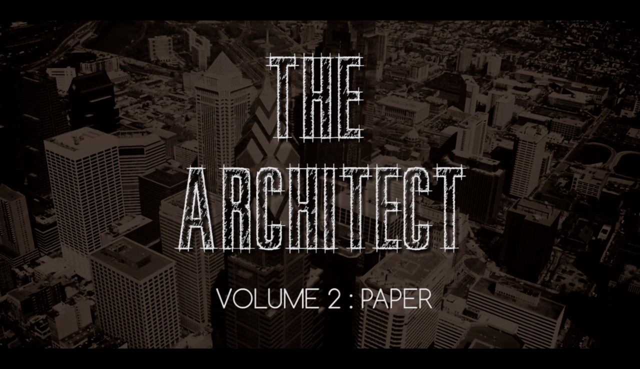 The Architect Volume 2, Paper By Mike Kaminskas (DVD and Stream)