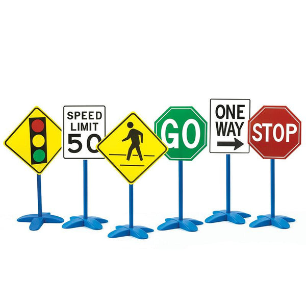 "Traffic Signs (27.56"" high)"