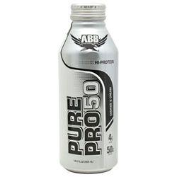 ABB Pure Pro 50Cookies & Cream 12 - 14.5 fl oz Cans