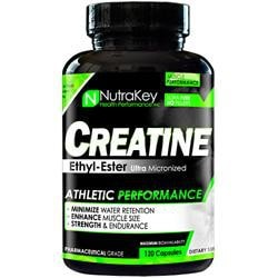 Nutrakey Creatine Ethyl Ester 120 Caps - Good Deal Supplements