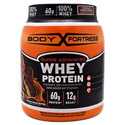 Body Fortress Super Advanced Whey Choc Pb 2L - Good Deal Supplements