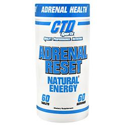CTD Adrenal-Reset 60 Caps - Good Deal Supplements
