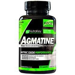 Nutrakey Agmatine 90/Caps - Good Deal Supplements