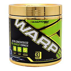 Adaptogen Science Warp-5 Blue Raspberry 30 Servings