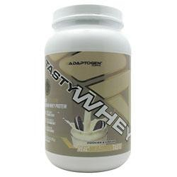 Adaptogen Science Tasty Whey Cookies & Cream 2 LBS
