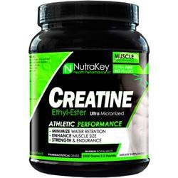 Nutrakey Creatine Ethyl Ester 1000G - Good Deal Supplements