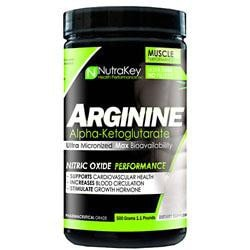 Nutrakey Arginine Akg 500G - Good Deal Supplements
