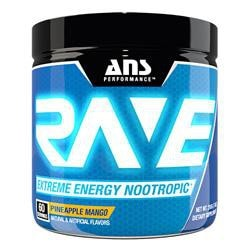 ANS Performance Rave Pineapple Mango 60/Serv - Good Deal Supplements