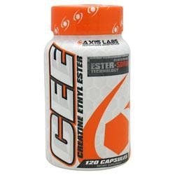 Axis Labs Creatine Ethyl Ester 120 Caps - Good Deal Supplements