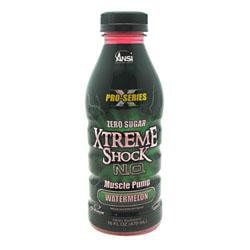 Advance Nutrient Science Xtreme Shock Pro Wtrmln16Oz12/ - Good Deal Supplements