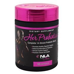 NLA For Her Her Probiotics 90/Serving - Good Deal Supplements