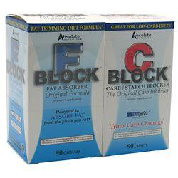 Absolute Nutrition Dynamic Duo F Block & C Block
