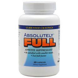 Absolute Nutrition Absolutely Full 60 Capsules