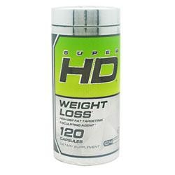 Cellucor Super Hd 120/Capsules - Good Deal Supplements