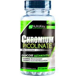 Nutrakey Chromium Picolinate 200Mcg100C - Good Deal Supplements