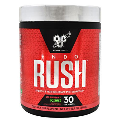 BSN Endorush Strawberry Kiwi 30 servings - Good Deal Supplements
