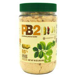 Bell Plantation Pb2 Powder Pb 1Lb Jar - Good Deal Supplements