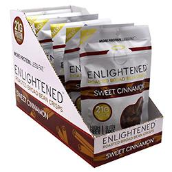 Beyond Better Foods Enlightened Crisps Swt Cinn6/C - Good Deal Supplements
