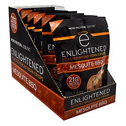 Beyond Better Foods Enlightened Crisps Mes Bbq 6/C - Good Deal Supplements