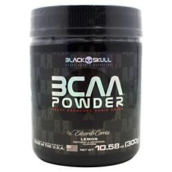 Black Skull Bcaa Powder Lemon 60/Serving - Good Deal Supplements