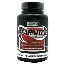 Betancourt Nutrition L-Carnitine L-Tartrate 60 Caps - Good Deal Supplements