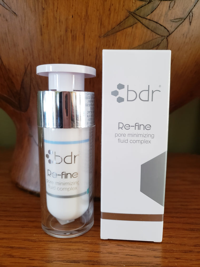 BDR Re-fine Pore Minimizing Fluid Complex 30 ml