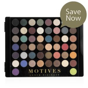 Motives® Pro Color Eye Shadow Palette