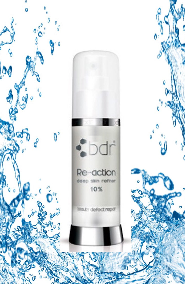 BDR Re-action Deep Refiner 10% 50ml