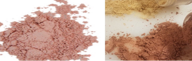 Mineral Custom Blends Mineral Powder