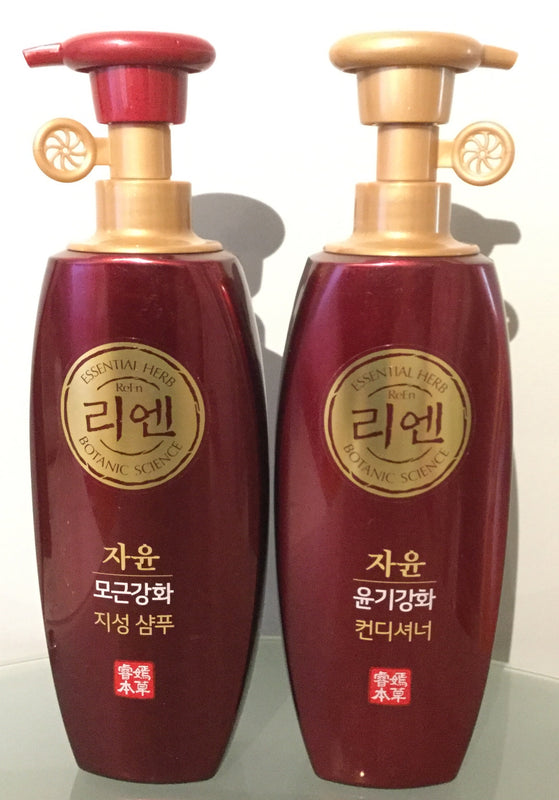 Essential Herb shampoo & Conditioner 16.9 oz/ bottle