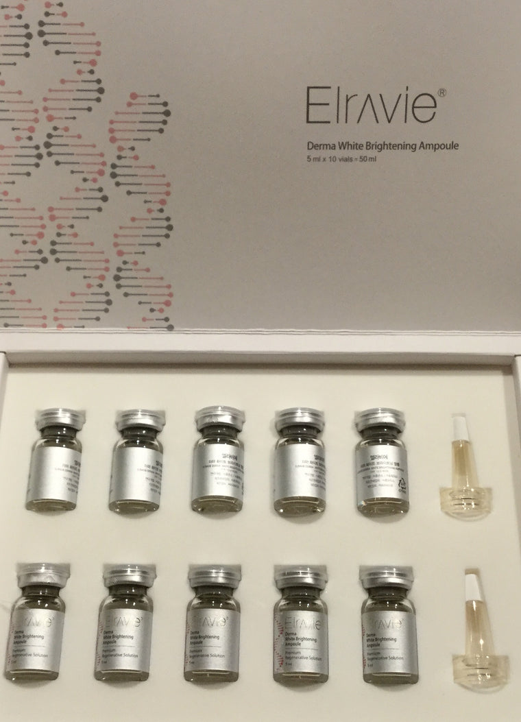 Elravie Derma White Brightening Ampoule 50ml