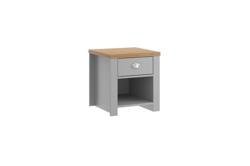 Raum Living | Winchester Lamp Table with Drawer