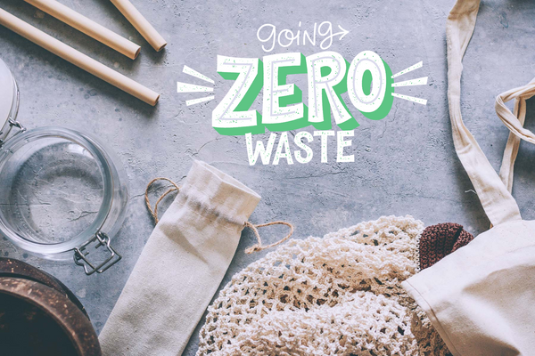 Three easy ways to start your Zero - Waste Lifestyle