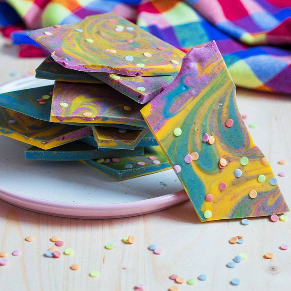 Unicorn Bark | Rawnice