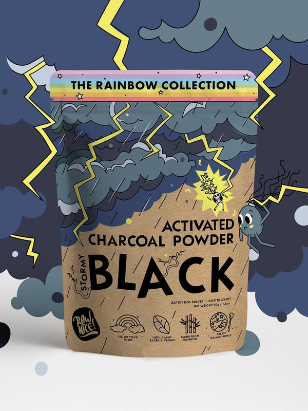 Activated Charcoal Powder - Rawnice