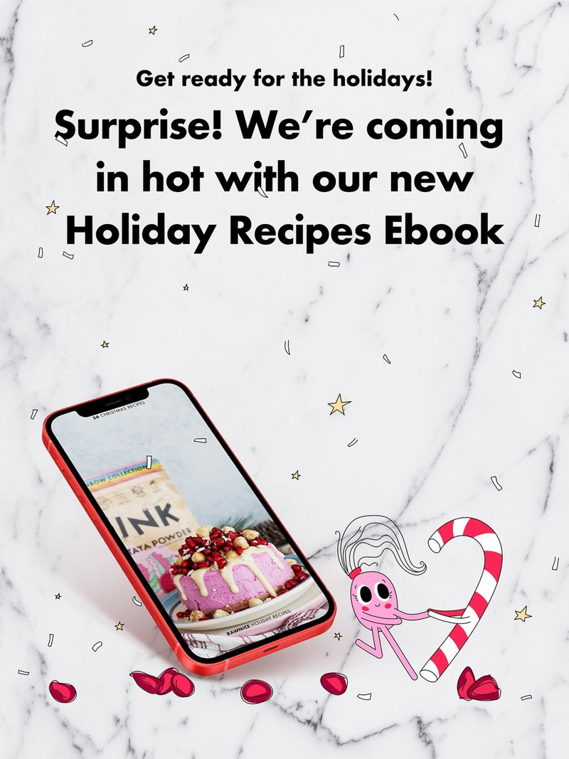 E-book: Holiday Recipes (16 recipes) - Rawnice