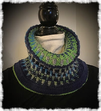 Chilly Weather Cowl Pattern PDF