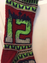 Seahawks Christmas Stocking Pattern PDF
