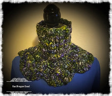 Fae Dragon Cowl Fingerless Gloves PDF