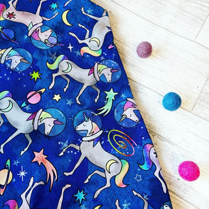 Space Unicorn Dungarees